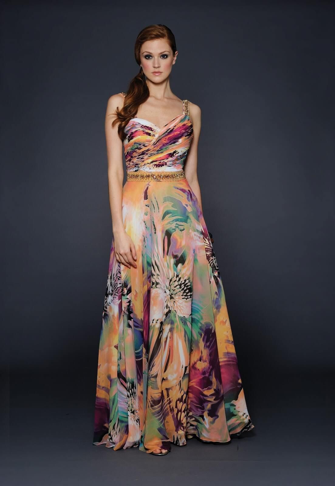 Long Summer Dresses | Gommap Blog