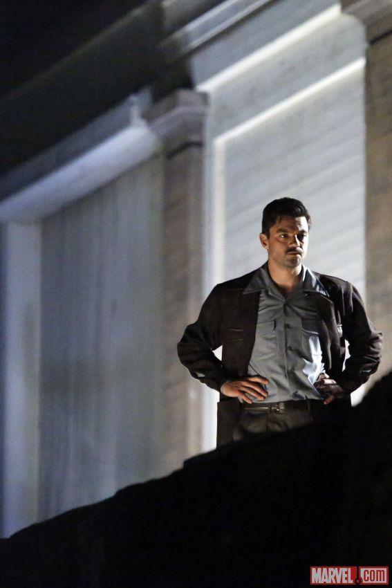 """Dominic Cooper returns as Howard Stark in """"Marvel's Agent Carter."""""""