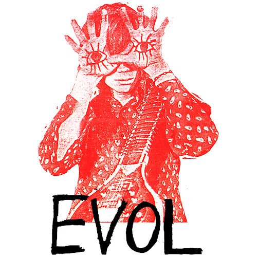 Sonic Youth, Evol promo