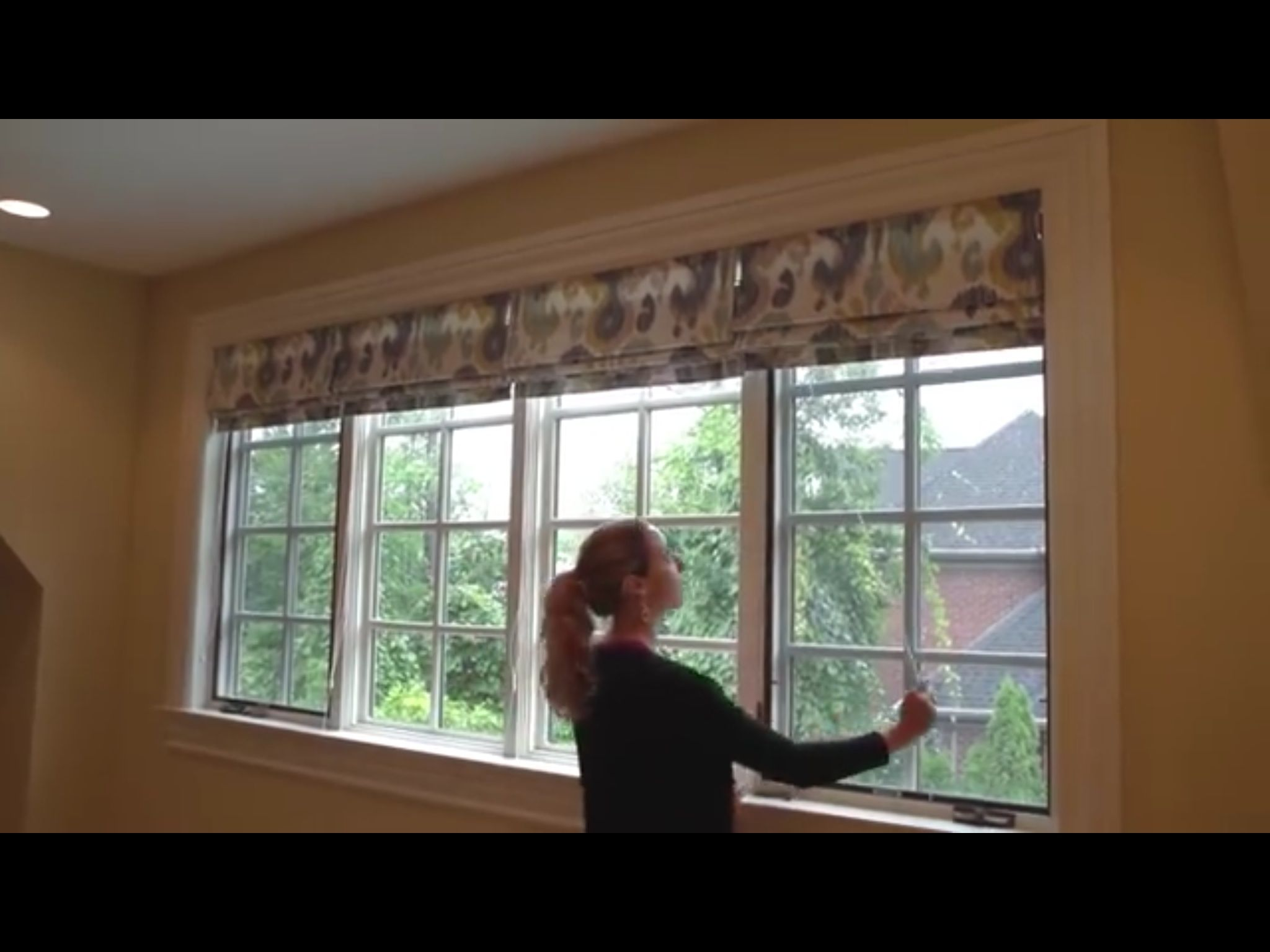 How to build a roman shade (With images) Diy home decor
