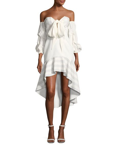 9ea913ed6e4c  alexis  cloth   White Cut Out Dress