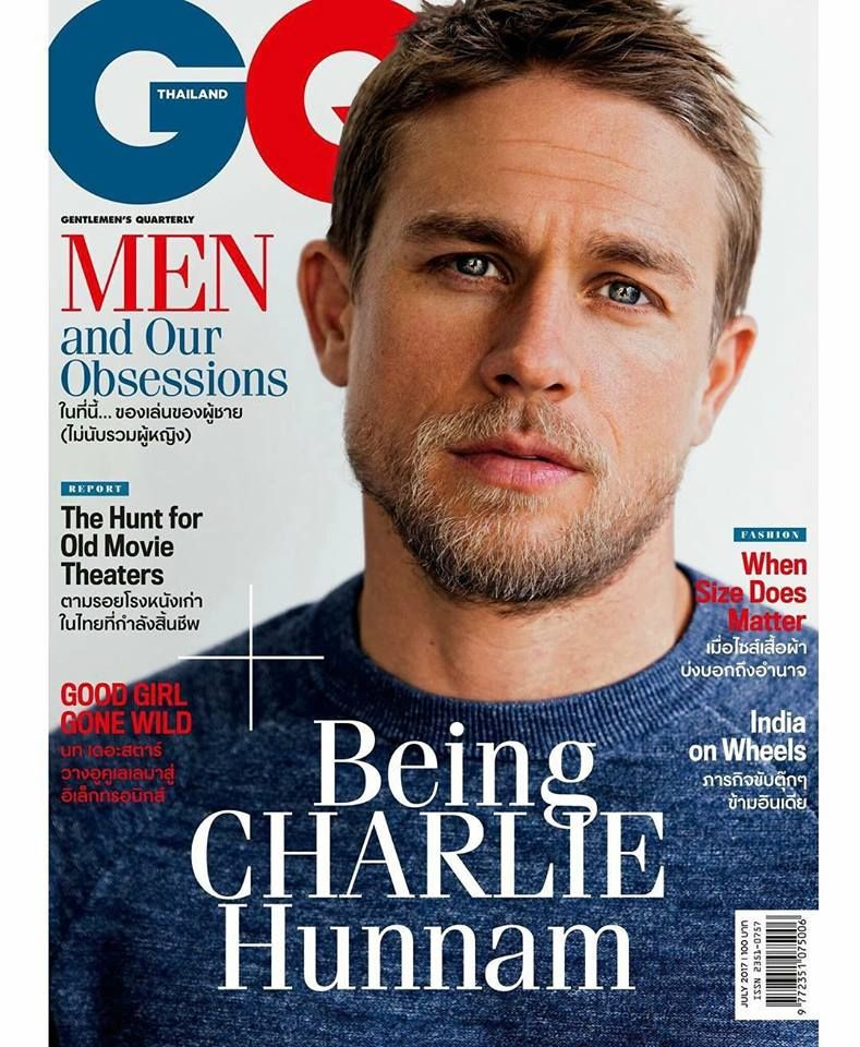 The Latest News And Updates On Charlie Humman Charlie Hunnam