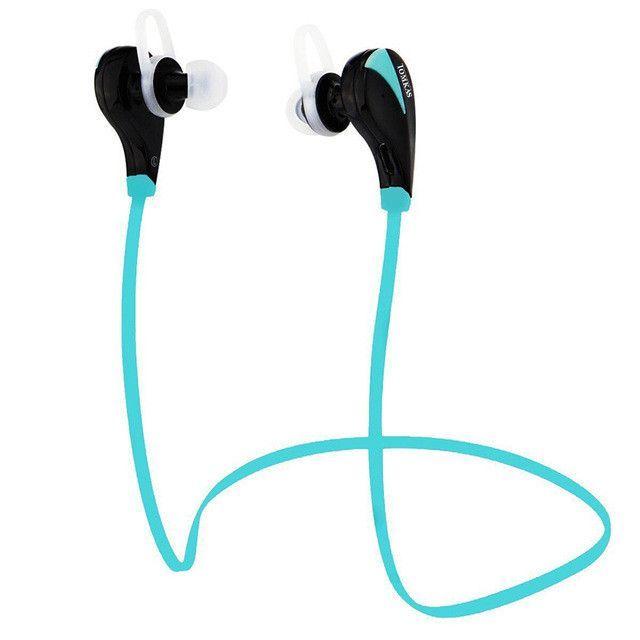 1a9367f4d8ed8 TOMKAS Bluetooth 4.0 Sport Earphone Wireless Headset Stereo Mic Music Hands  Free In-ear Bluetooth Earphone For iPhone 6 7 Phone