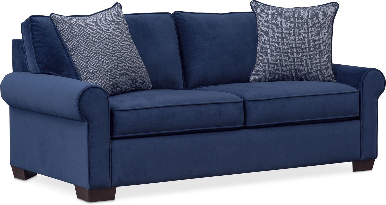 Blake Loveseat Loveseat Sleeper Value City Furniture Sleeper Sofa