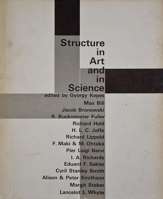 "eparis: "" Structure in Art and in Science by oliver.tomas on Flickr. "" Belle mise en page !"