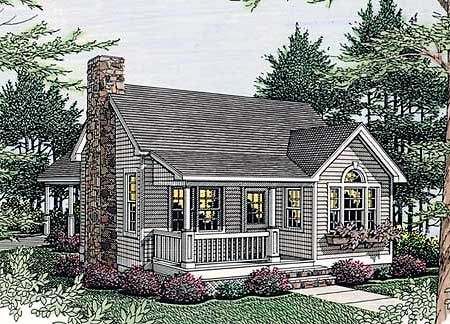 Plan 62066v In 2021 Cottage Style House Plans Tiny Farmhouse Cottage Style Homes