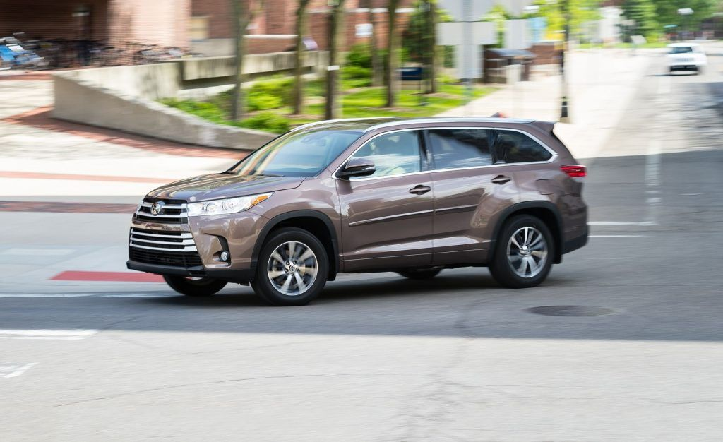 New 2018 Toyota Highlander Review Cars 2019