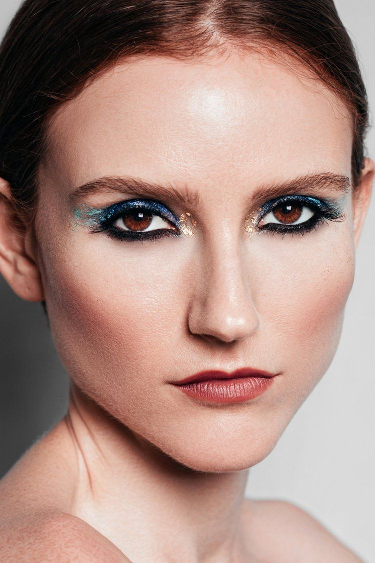 A bold makeup look created by Online Makeup Academy for