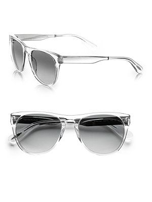 Oliver Peoples Braverman Photocromic Acetate Sunglasses