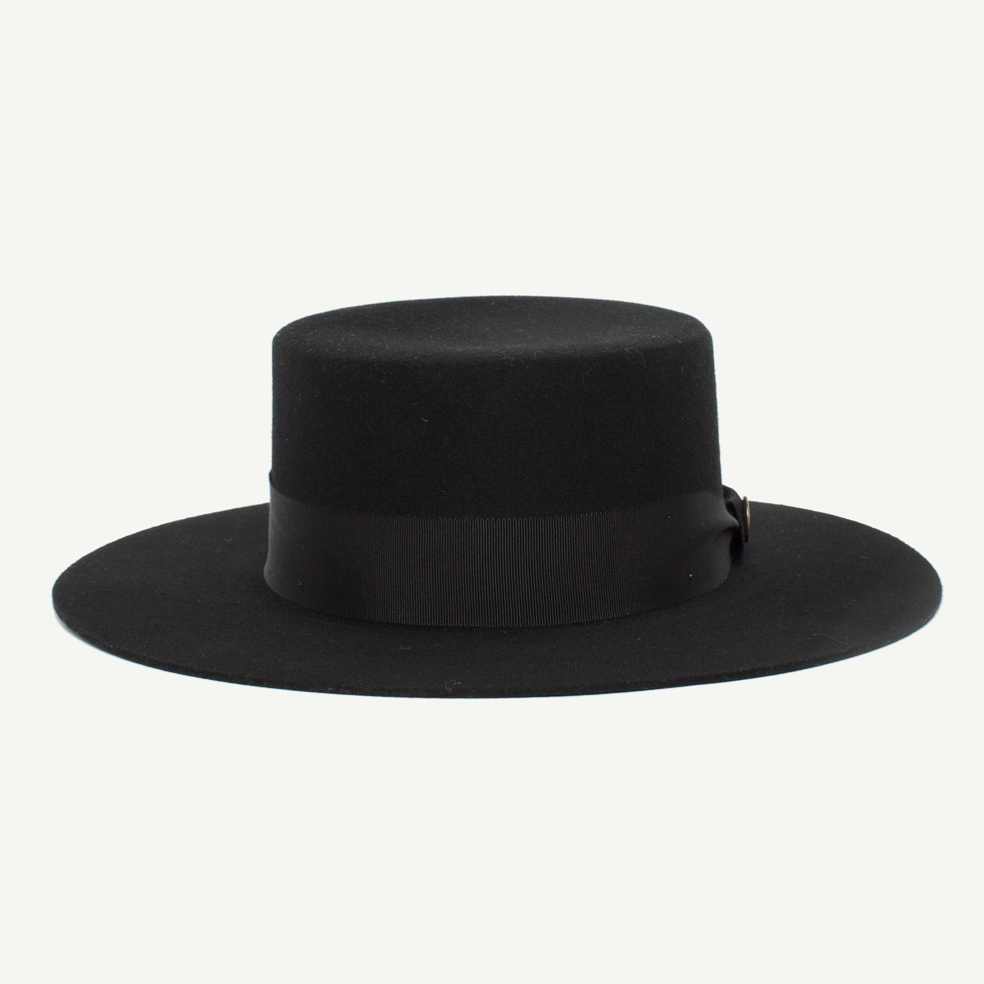 Trumpet Blues Mens Hat Wide Brim Wide Brim Hat Men Fancy Hats