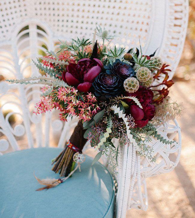 Desert Wedding Inspiration At Old Cactus Garden In Balboa