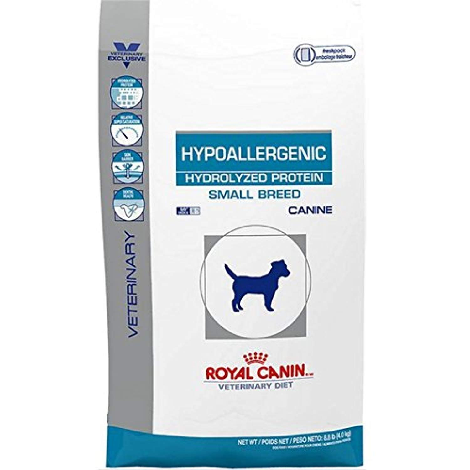 Royal Canin Canine Hypoallergenic Hydrolyzed Protein Dry Small Breed 8 8 Lb Want To Know More Click On The I Dry Dog Food Dog Food Recipes Royal Canin