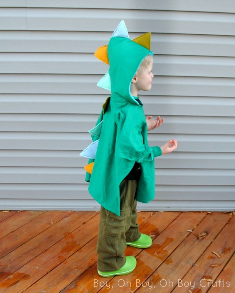 Baby costume Cloak The Little Dragon