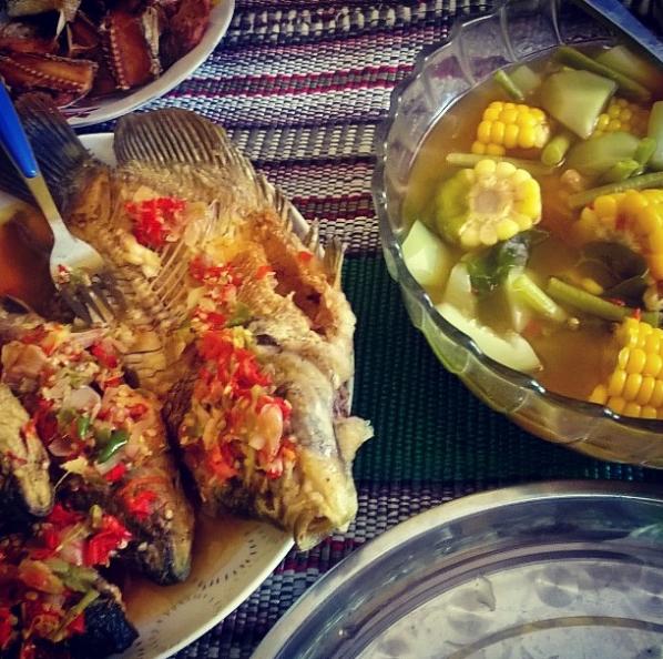 Resep Pecak Ikan Goreng Pedas Lezat Nikmat Resep Resep Masakan Indonesia Resep Masakan