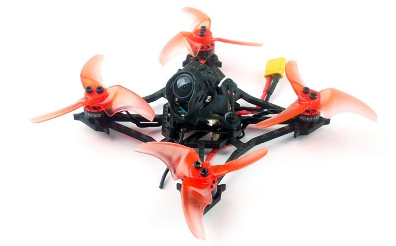 Coming Soon Happymodel Larva X 100mm Fpv Drone Racing Fpv Racing Quadcopter