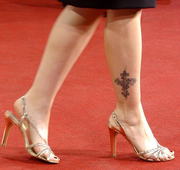 69 Ankle Tattoos - Free Tattoo Designs