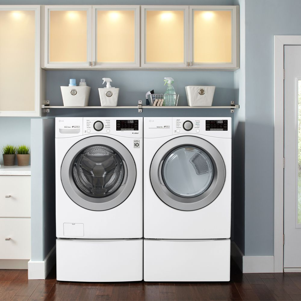 Expand The Limits Of Your Laundry Room With The Lg Smartthinq App
