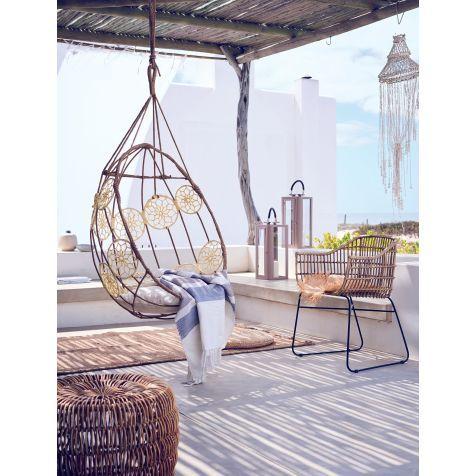 h ngesessel boho style katalogbild wintergartenm bel. Black Bedroom Furniture Sets. Home Design Ideas