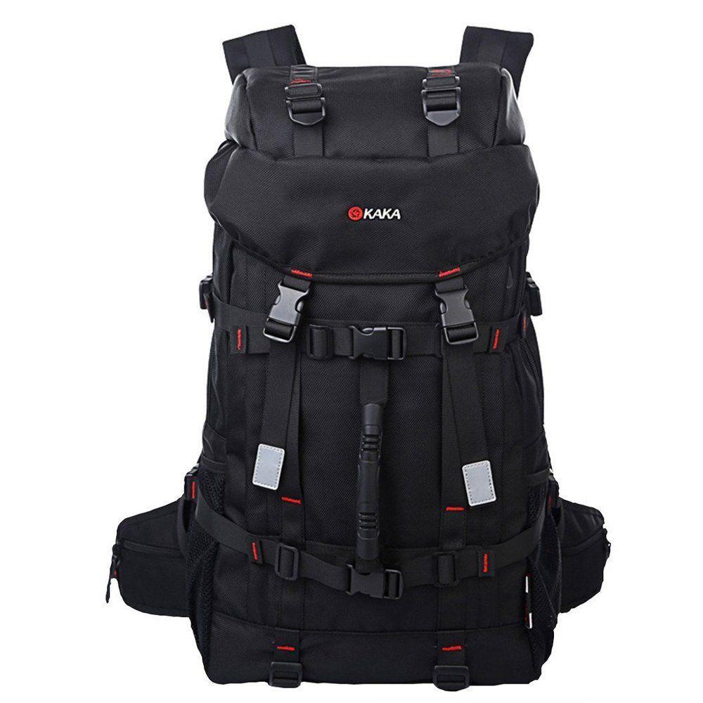 KAKA Travel Backpack Sports Bag Gym Bag Hiking Bag Camping Bag Work Bag  Book Bag College Bag Weekend Bag * Click image for more details.