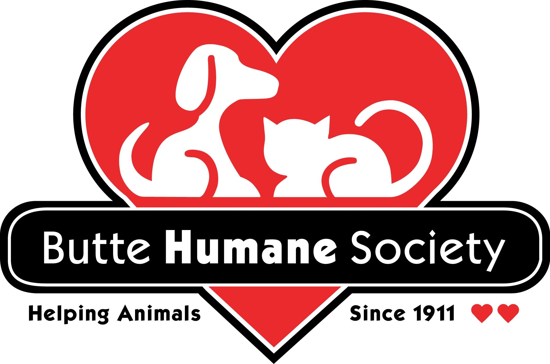 We Love The Butte Humane Society Chico Ca Logos Chico California Humane Society