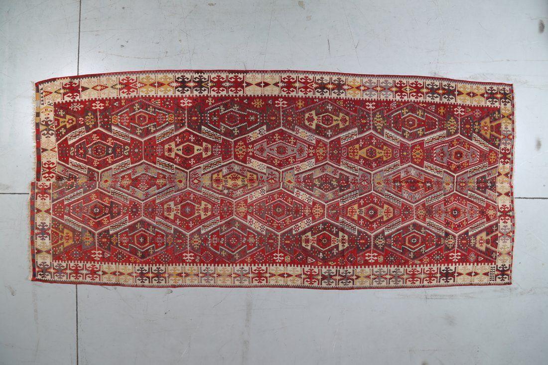 KILIM Tappeto orientale. Anatolia. Kilim, Bohemian rug, Rugs
