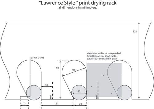 Marble Ball Drying Rack Help Screen Printing Studio Drying Rack Diy Screen Printing