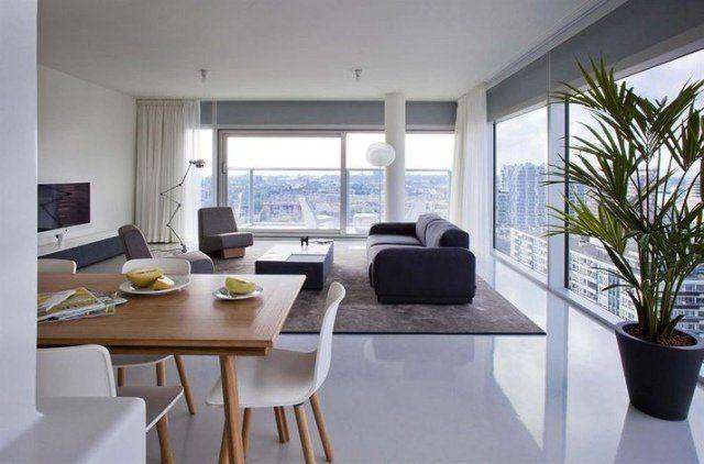 rev tement sol en r sine poxy 35 id es en photos sol painting tile floors flooring et. Black Bedroom Furniture Sets. Home Design Ideas