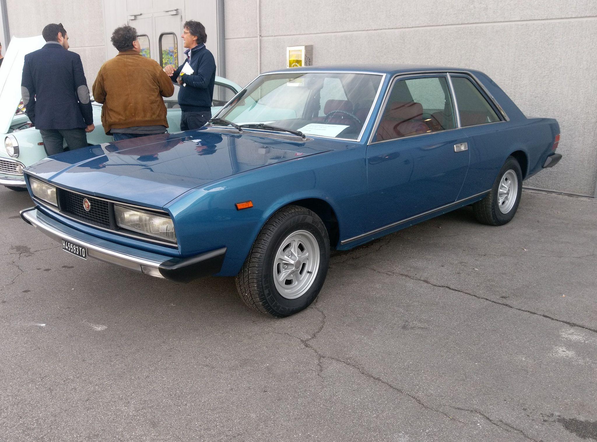 Fiat 130 3200 Coupé Fiat Classic Cars Coupe