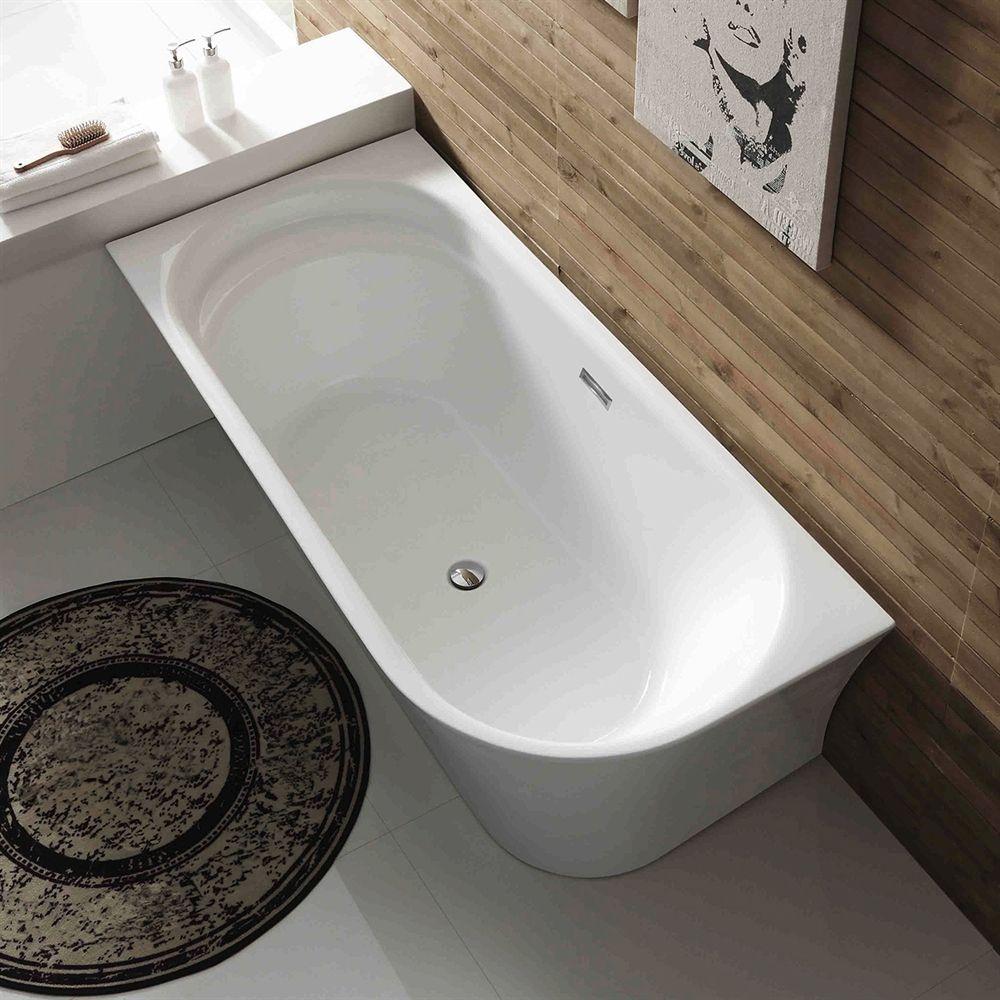 Shop Acri-tec Industries 4460 Milla Semi-Free Standing Acrylic ...
