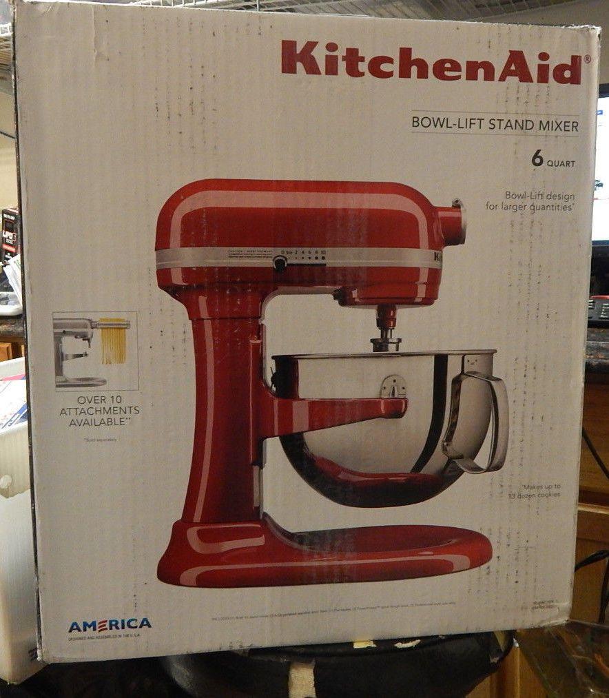 Countertop mixers 133701 kitchenaid kl26m1xer