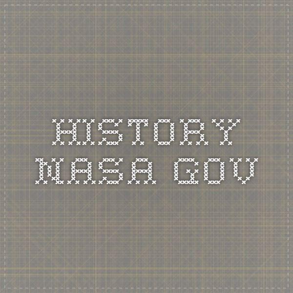 history.nasa.gov