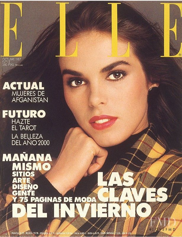 Covers of Elle Spain , 000 1987 | Magazines | The FMD #lovefmd