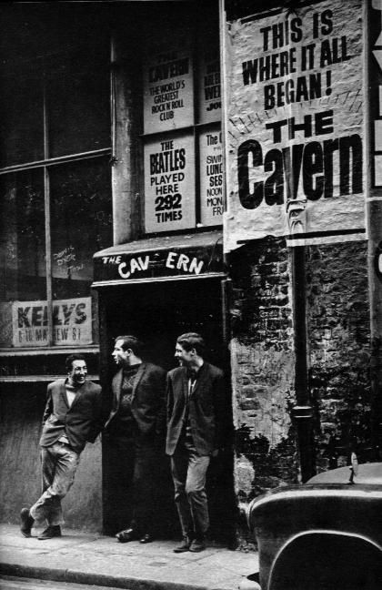 The Beatles Polska: Otwarcie The Cavern Club na Mathew Street w Liverpoolu