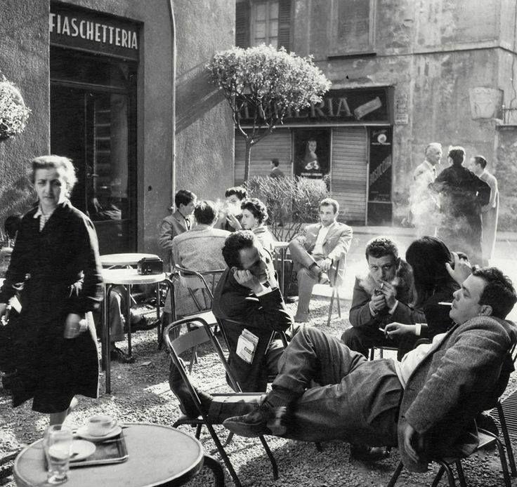 Milan Italy, 1950s