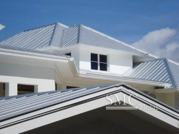 Aluminum Roofing Sheets And Plates Are Widely Used In