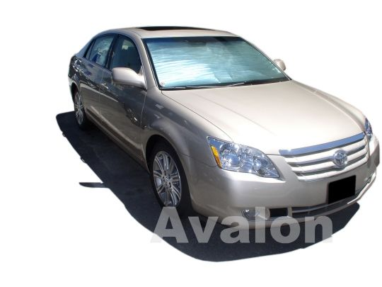Made To Order Custom Heatshield For Your Toyota Avalon
