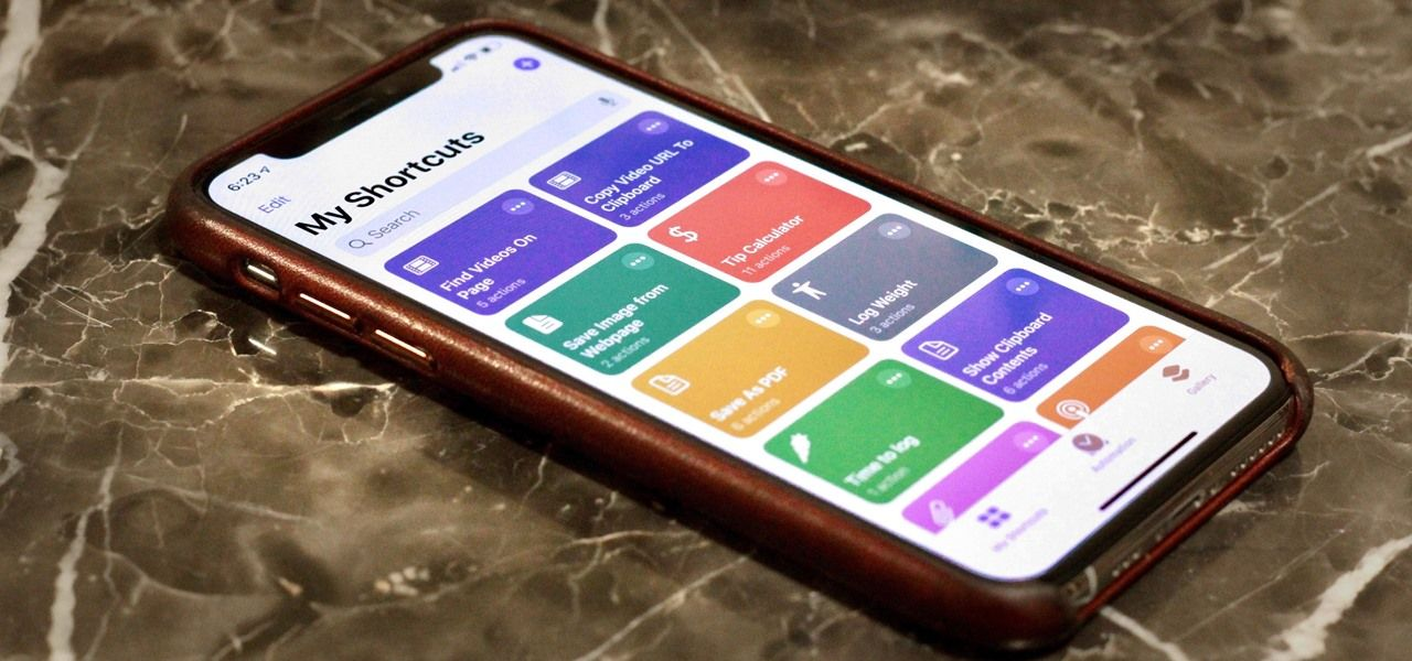 How To What's New in Shortcuts in iOS 13 Settings app