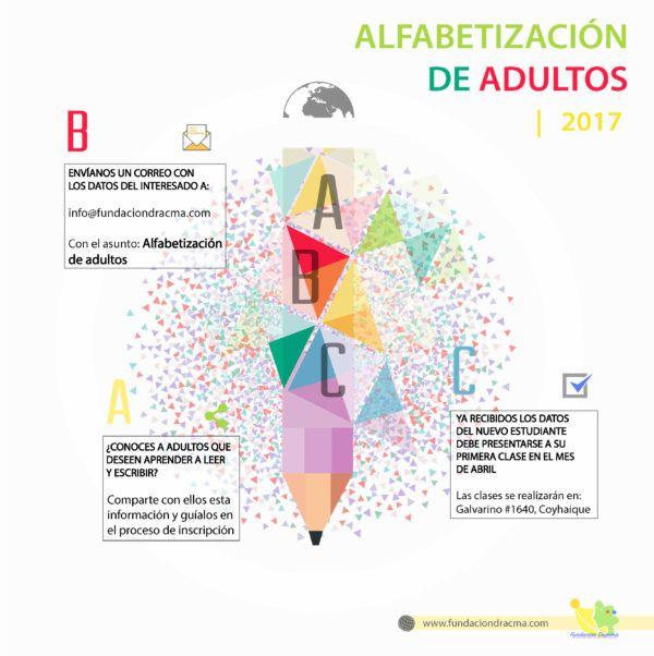 Nuevo curso de Alfabetización de adultos -GRATUITO- – Fundación ...