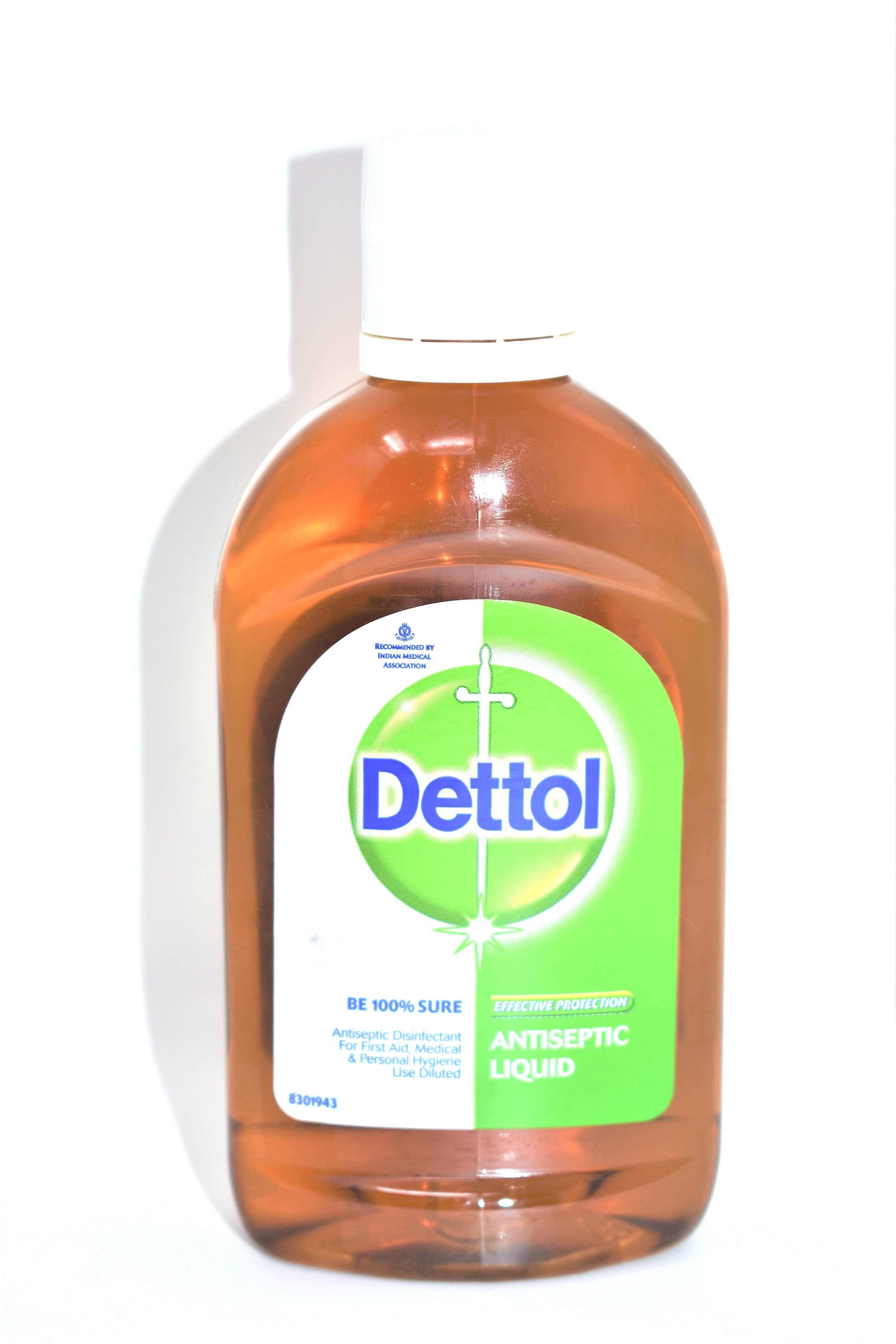 Dettol Antiseptic Liquid 110ml Personal Hygiene Body Wash