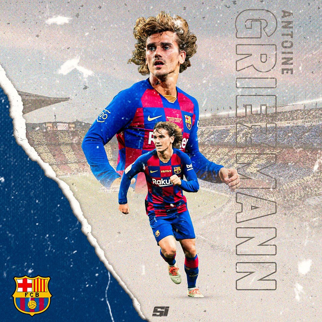 Indra Shakya On Twitter Lionel Messi Barcelona Barcelona Team Antoine Griezmann