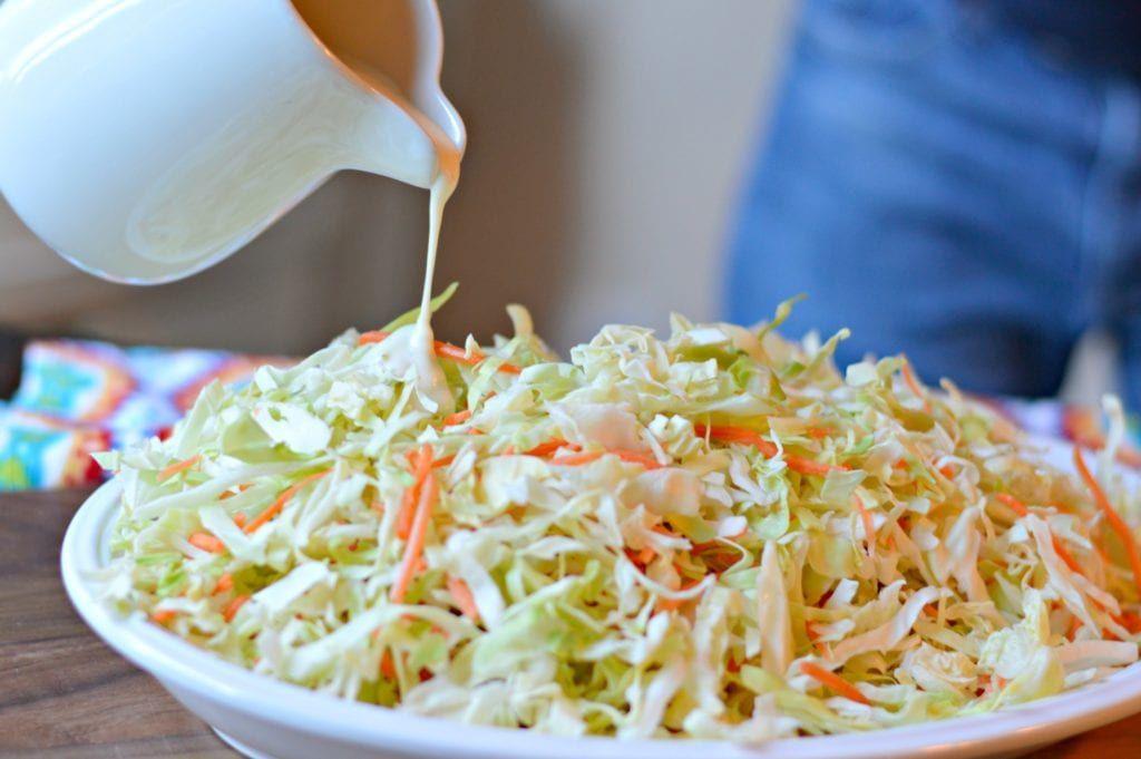 علي طريقة كنتاكي السرية سلطة الكول سلو الاصلية في البيت Appetizers Food Salads