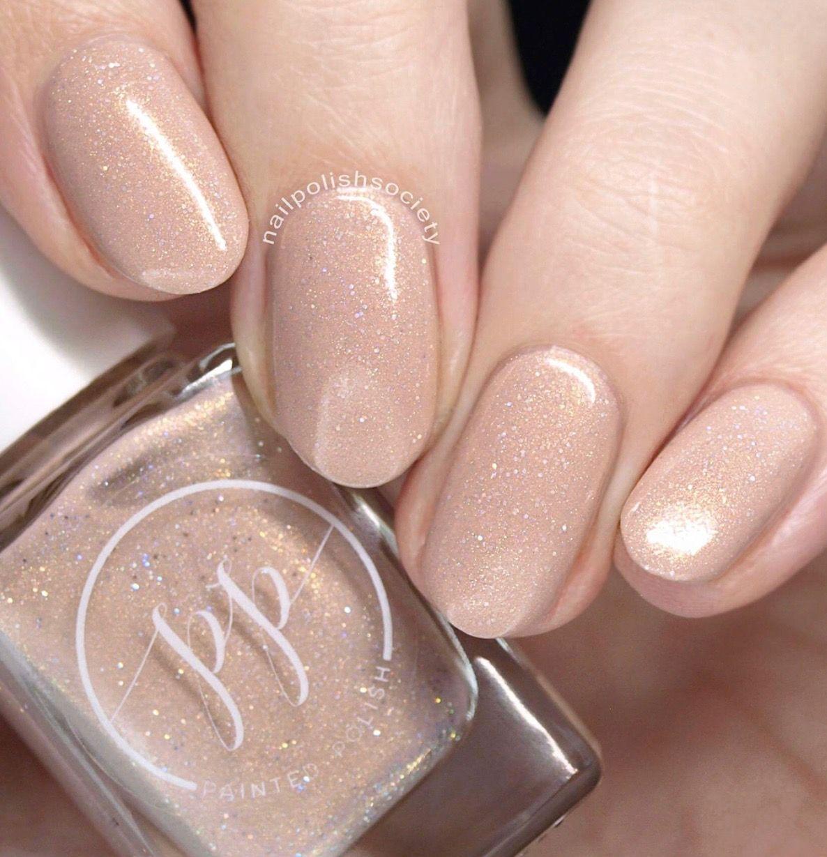 Light pink nails.   Nails   Pinterest   Light Pink Nails