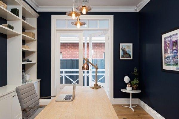 indigo home office. DSC_6179 Indigo Naval Blue - Dulux · Decor StylesHome OfficeOffice Home Office S