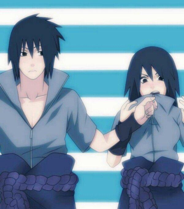Brother and Sister Love :D-Sasuke