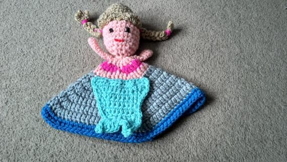 Mermaid Lovie/security blanket #securityblankets
