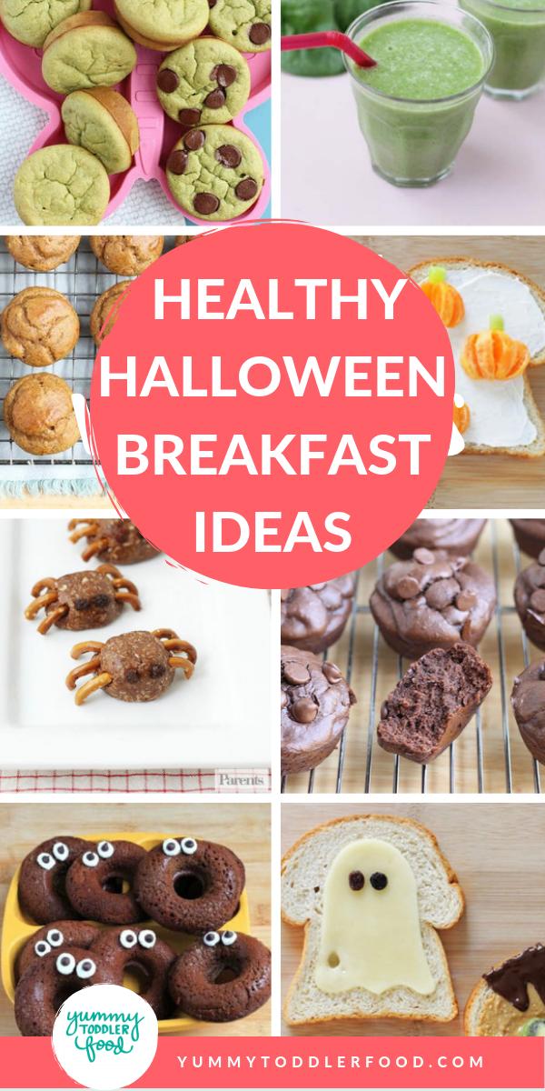 Healthy and Fun Halloween Breakfast Ideas