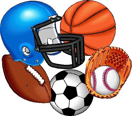 Sports Practice Clipart