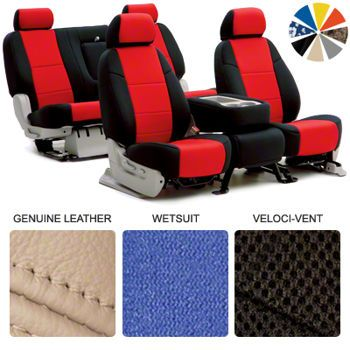 Costco Coverking Custom Fit Seat Covers 3 Different Materials To Choose From