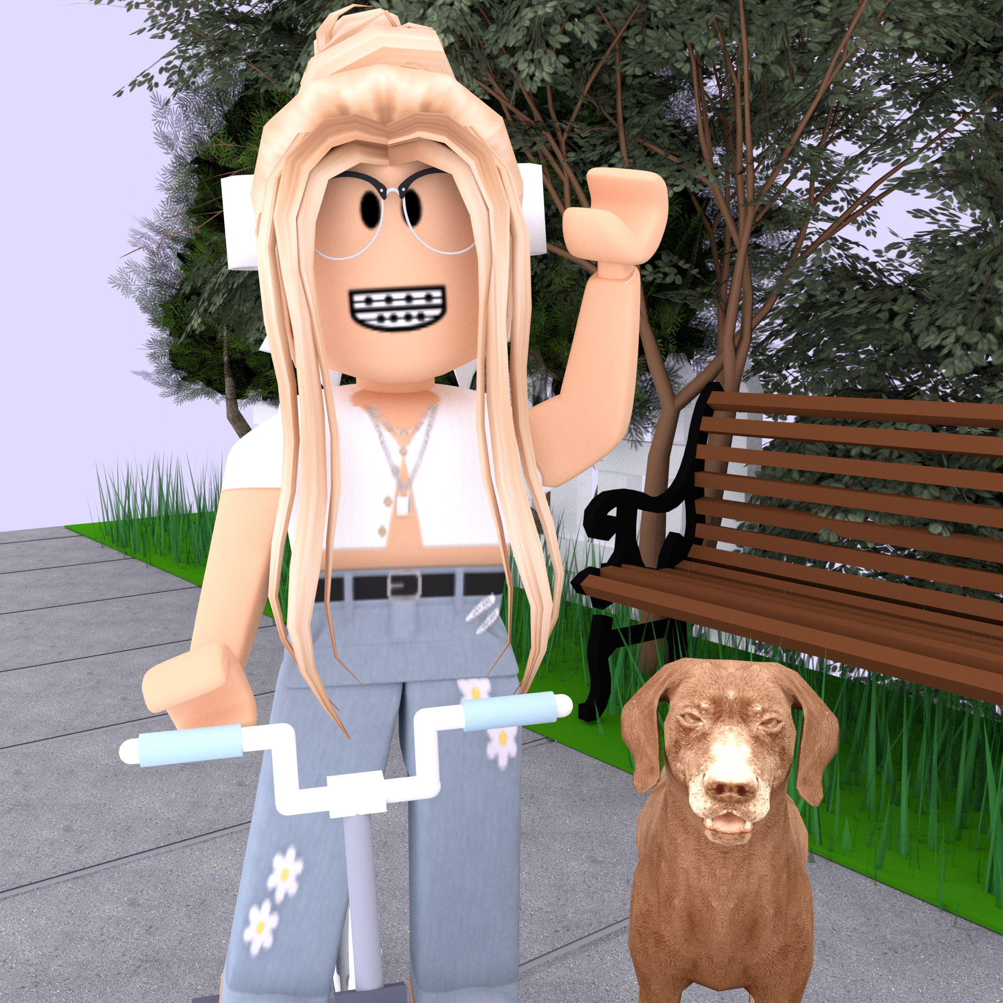 G F X In 2020 Roblox Animation Roblox Pictures Cute Tumblr Wallpaper