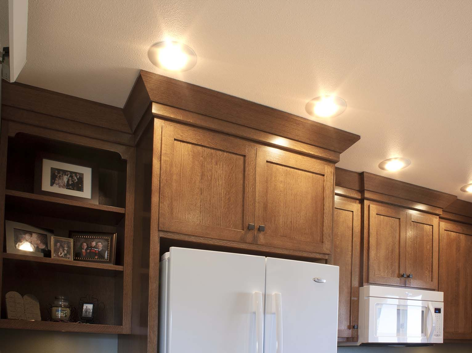 Shaker Crown Molding | Kitchen cabinet crown molding, Crown molding kitchen, Kitchen cabinet molding
